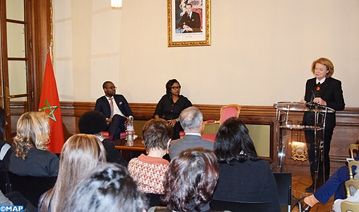 Le 2-ème Sommet «Women In Africa» prévu à Marrakech au centre d'une cérémonie à Paris