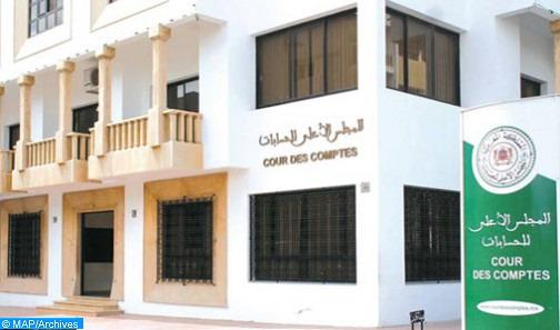 Le Procureur général du Roi près de la Cour des comptes émet 61 décisions de poursuite