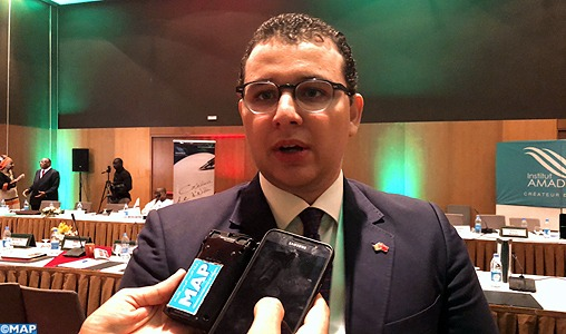 """Brahim Fassi Fihri : """"l'adhésion du Maroc à la CEDEAO se fera avec le Sénégal"""""""