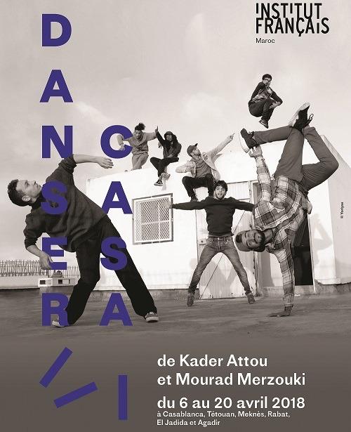 La danse Hip Hop s'invite dans le réseau de l'Institut français du Maroc