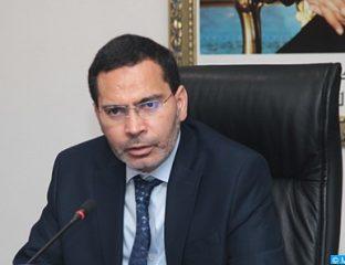 M. El Khalfi: mise en place de cinq projets pour promouvoir et dynamiser la société civile
