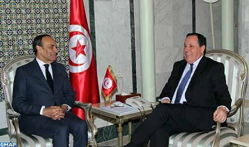 L'édification du Maghreb passe nécessairement par le respect de l'unité territoriale des pays membres