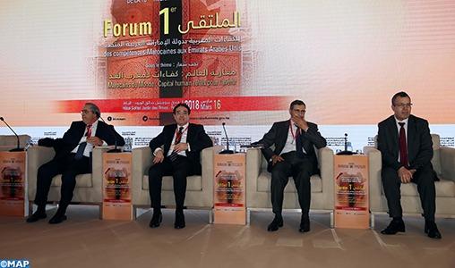 Le 1er forum des compétences marocaines aux EAU, une occasion pour encourager les MRE à investir au Maroc
