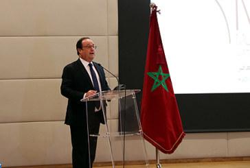 La culture, une arme pacifique pour lutter contre le fanatisme et l'extrémisme (François Hollande)