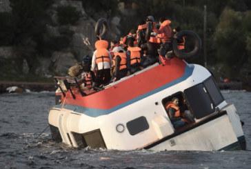 Grèce: naufrage d'un bateau de migrants, au moins 16 morts