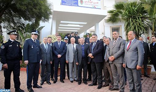 Casablanca: inauguration de l'arrondissement de police de Lahraouyine