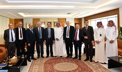 M.Samadi examine à Riyad les moyens de renforcer la coopération entre le Maroc et l'Arabie Saoudite