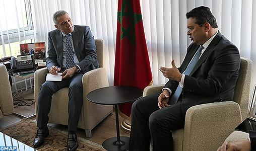 """Le Maroc et le Paraguay veulent instaurer un partenariat économique """"plus dense"""""""
