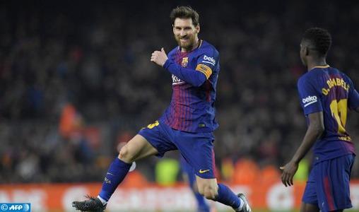 Messi pourrait rater le match amical contre l'Italie
