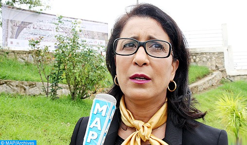 Mme El Moutawakil plaide à Marrakech pour le renforcement de la place de la femme africaine dans le football féminin