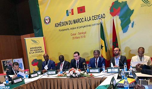 L'adhésion du Maroc à la CEDEAO, au menu d'une conférence à Dakar