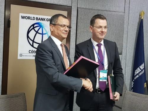 Attijariwafa bank et IFC partenaires pour soutenir les entreprises et stimuler l'investissement et les échanges commerciaux en Afrique