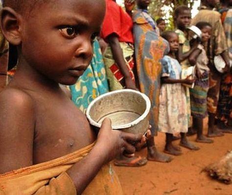 RDC : Plus de deux millions d'enfants risquent de mourir à cause d'une malnutrition aiguë