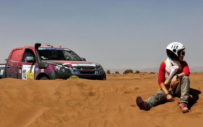 La 28è édition du Rallye Aïcha des Gazelles s'achève à Essaouira dans une ambiance festive