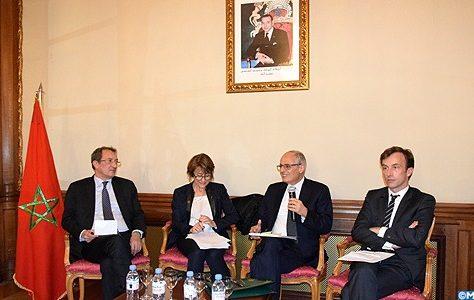 Rencontre-débat à Paris sur l'attractivité et l'innovation en tant que leviers du développement des territoires