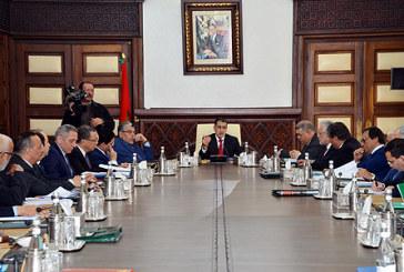 Le Conseil de gouvernement adopte trois projets de décrets dans le domaine agricole