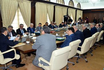 Le conseil de gouvernement examine un projet de loi organique relatif à la nomination aux hautes fonctions