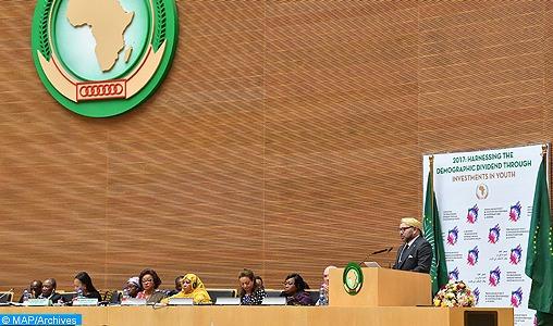 FSM2018: Les actions menées par SM le Roi Mohammed VI en faveur de l'Afrique sont d'une forte valeur