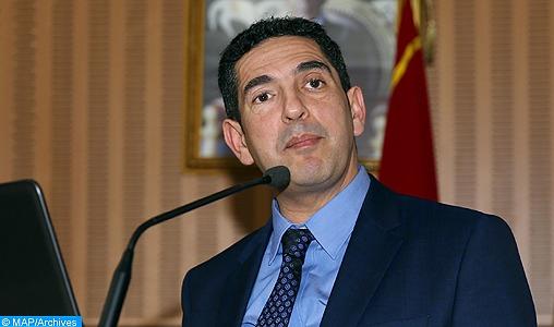 M. Amzazi souligne la nécessité urgente d'œuvrer avec les différents acteurs en vue de redonner confiance en l'école marocaine