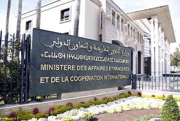 Une délégation marocaine se rend mardi à Lisbonne pour des discussions bilatérales avec l'envoyé personnel du SG de l'ONU pour le Sahara marocain