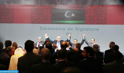 Le rôle du Royaume du Maroc était et demeure crucial dans l'unification de la Libye