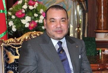 SM le Roi félicite le Premier ministre bangladais à l'occasion de la fête nationale de son pays