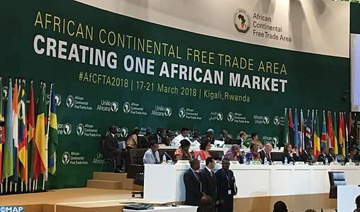 Kigali: Ouverture du 10è Sommet extraordinaire de l'UA avec la participation du Maroc
