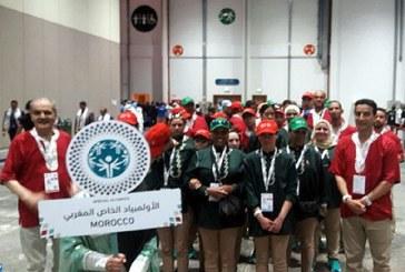 Special Olympics: Ouverture à Abou Dhabi de la 9ème édition des jeux de la région MENA avec la participation du Maroc