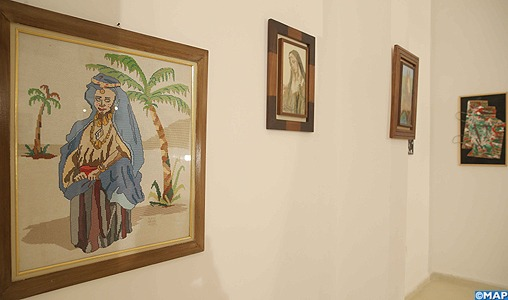 Exposition à Rabat en hommage à l'artiste plasticien et chorégraphe feu Hamid Kirane