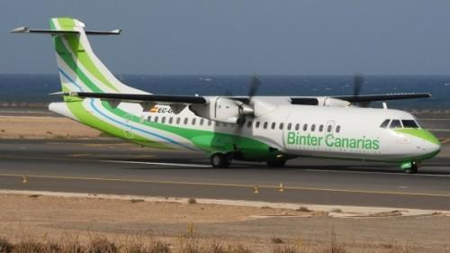 Binter lance ce mercredi ses vols Casablanca-îles Canaries
