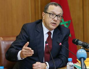 M. Boussaid à Washington pour promouvoir la candidature du Maroc à accueillir l'édition 2021 des Assemblée annuelles de la BM et du FMI