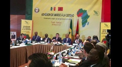 Annonce à Dakar de la création d'un comité conjoint paritaire sénégalo-marocain, pour le suivi du processus d'adhésion du Maroc à la CEDEAO