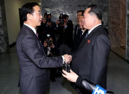 Un premier sommet inter-coréen depuis dix ans, le 27 avril