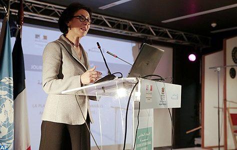 Les femmes représentent 40 pc de l'effectif global des ressources humaines de l'Etat