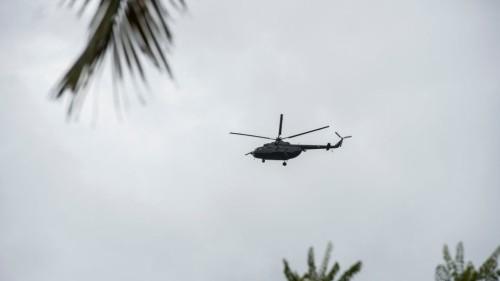 Huit morts dans le crash d'un hélicoptère de l'armée sénégalaise