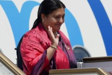 Népal: Second mandat pour la présidente, première femme à ce poste