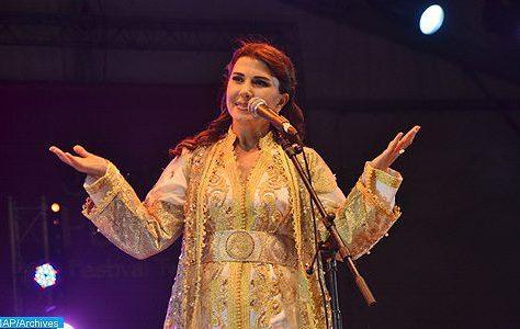17ème Festival Mawazine: La soprano libanaise Majida El Roumi se produira le 28 juin au Théâtre National Mohammed V