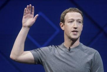 Mark Zuckerberg devient la 5ème personne la plus riche du monde