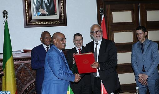 Le Maroc et le Mali signent plusieurs accords de coopération visant à impulser leur partenariat bilatéral