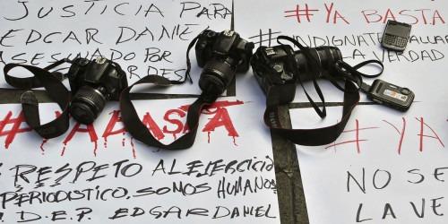Mexique: lancement d'un prix de journalisme à la mémoire des reporters assassinés