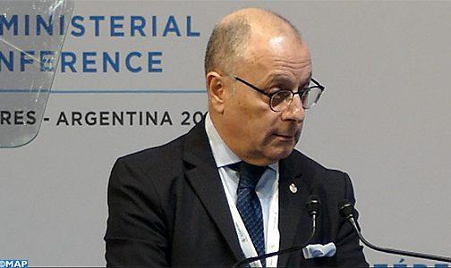 Le ministre argentin des Relations extérieures entame vendredi une visite au Maroc