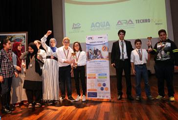 Des projets de science et de technologie primés lors de la 2ème édition de l'Open Robotique Maroc pour enfants et jeunes