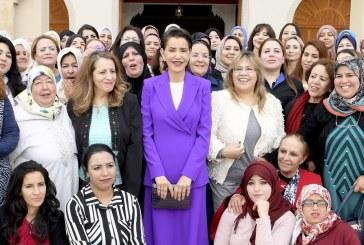 SAR la Princesse Lalla Meryem plaide pour un meilleur avenir des femmes et des enfants du Maroc
