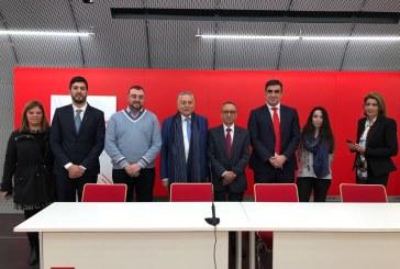 Visite de travail d'une délégation du PPS dans la région des Asturies