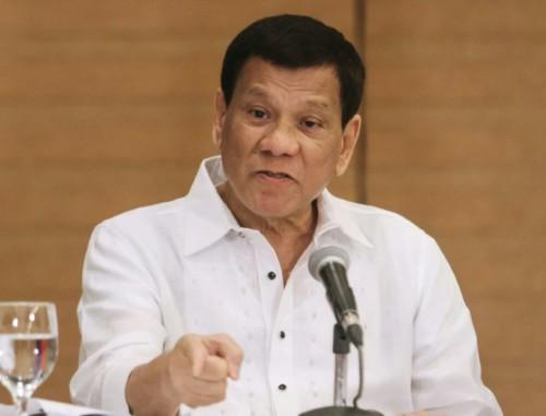 Philippines: Le président Duterte annonce le retrait de son pays de la CPI