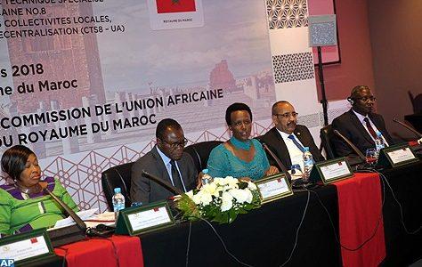 Le Maroc dispose d'une grande expérience en matière de décentralisation qu'il partagera avec les pays africains