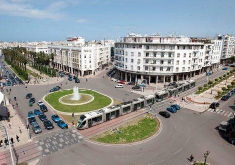 Inauguration à Rabat de l'exposition