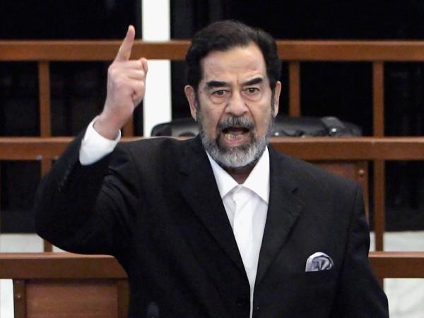 Irak : Les biens de Saddam Hussein et de milliers de dignitaires de son régime saisis