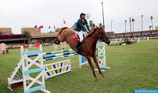 La DGSN celèbre ses cavaliers distingués lors de la compétition de saut d'obstacles au Royal Club