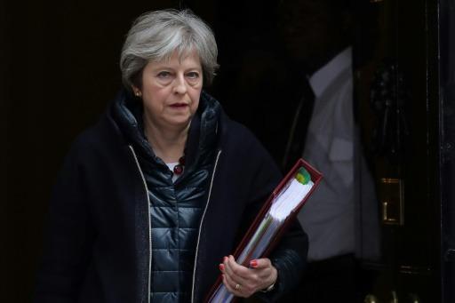 ALERTE INFO. Le parlement britannique rejette l'accord du Brexit